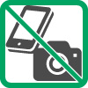 写真・動画の撮影禁止