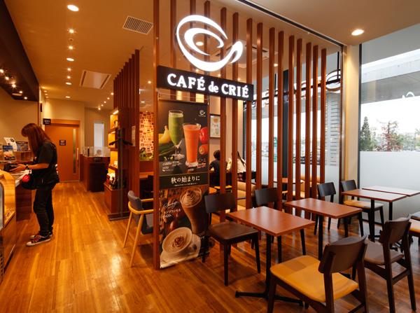 一階カフェ
