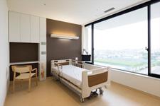 病棟個室の写真